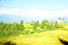 గాంగ్టక్ వద్ద తాషా వీక్షణ